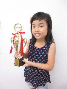 2017 May LAMDA Top In Grade 1 - Ariel Lau Zhiern (1)