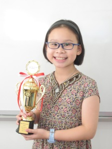 2017 May LAMDA Top In Grade 2 - Karis Heng Kye Shyen