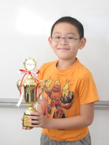 2017 May LAMDA Top In Grade 3 - Luke Wang Enze (1)
