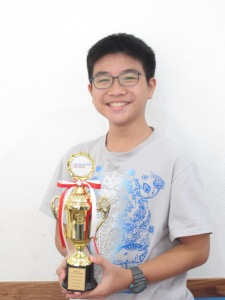 2017 May Trinity Top in Grade 5 - Nicholas Yee Seng Cheung