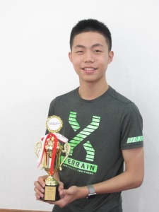 2017 May Trinity Top in Grade 6 - Khua Yan Han Cedric