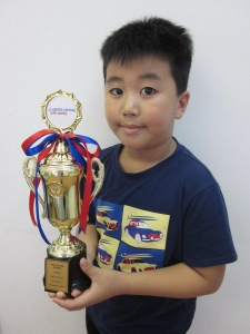 2017 November LAMDA Top in Grade 2 - Ang Guo Xin George