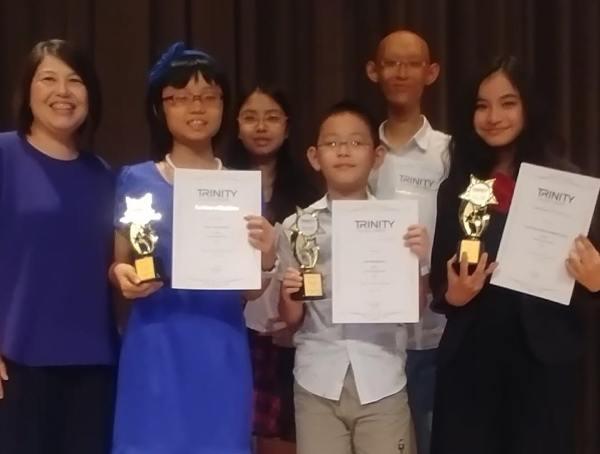 Trinity award